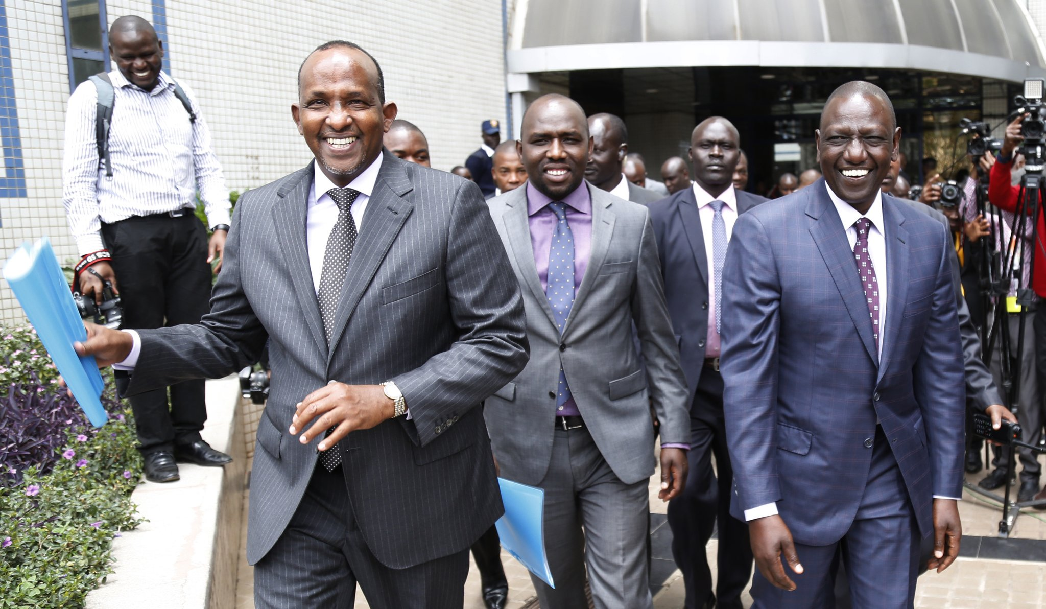 """Image result for Uhuru has kicked out Ruto's allies"""""""