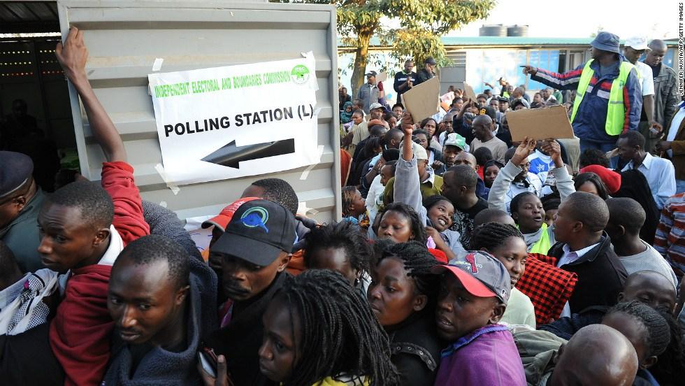Pollsters-in-Kenya