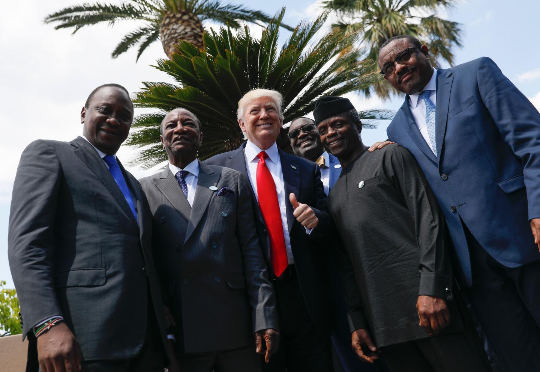 trump-african-leaders