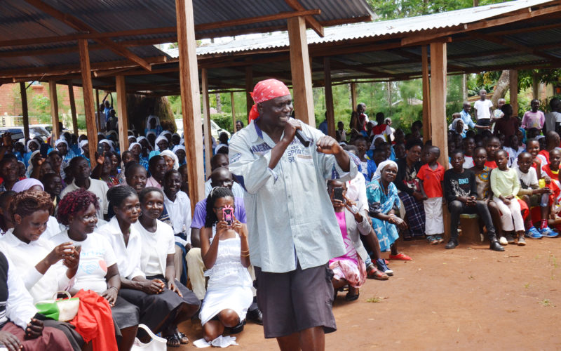 KENYA RAPPING PRIEST
