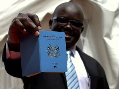 Henley Index: The Kenyan Passport Is Now The Strongest In