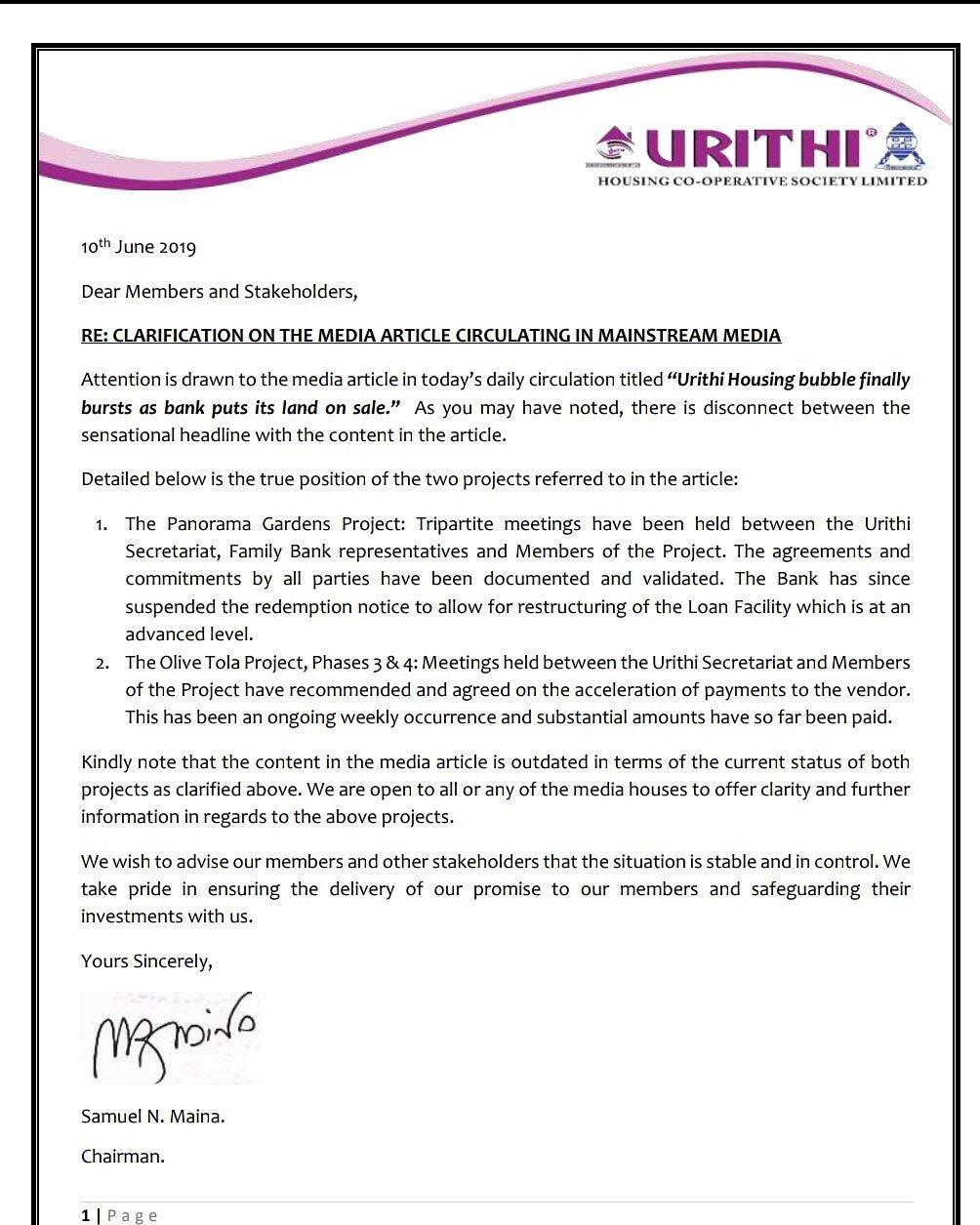 Court to rule on Nairobi Hospital leadership crisis next