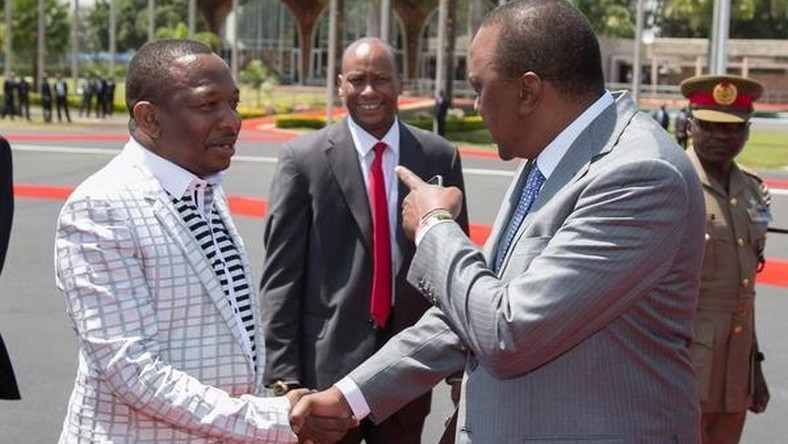 Carry Your Own Cross, Uhuru Tells Sonko and Co. | Kenya Insights