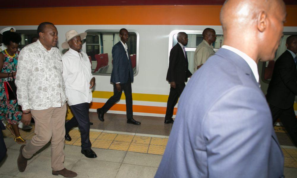 Uganda Rejects Kenya's Plan For Mandatory Use Of Naivasha SGR Port