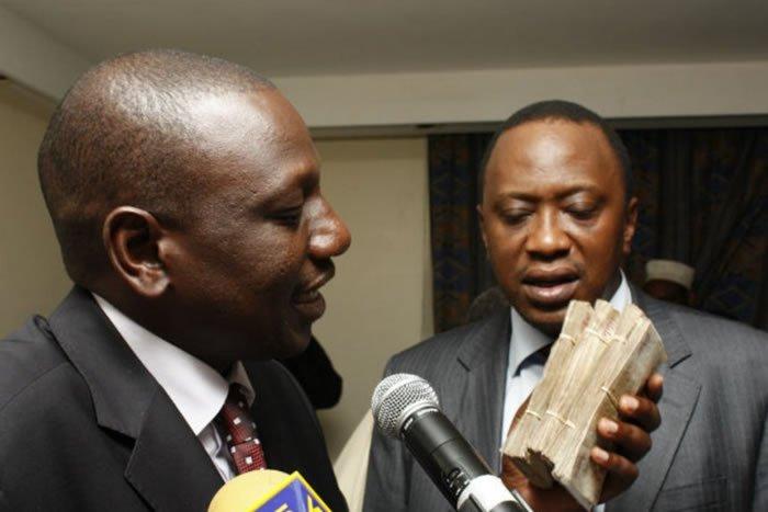 Exposed: How Fuliza deal destroyed Uhuru and Ruto's brocode